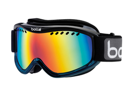 Маска Bolle CARVE black blue fade/sunrise р. M