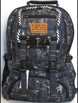 Рюкзак модный ДИЗЕЛЬ недорого