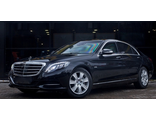 Factory armored Mercedes-Benz S600 V222 Guard VR9, 2016-2018 YP