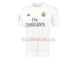 Реал Мадрид домашняя футболка 2015-2016 Real Madrid FC Home Kit 2015-2016