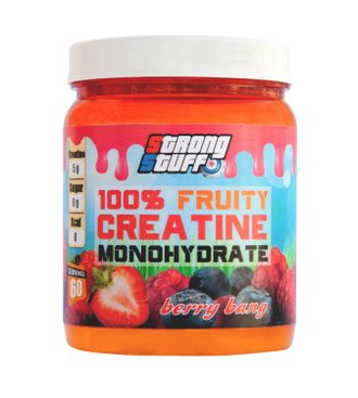 100% FRUITY CREATINE MONOHYDRATE 300 гр.