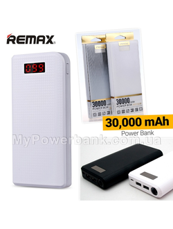 REMAX Proda Powerbank 30000mAh купить