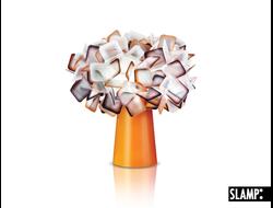 Лампа настольная Slamp Clizia table orange
