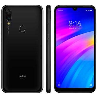 Xiaomi Redmi 7 3/32Gb Black (Global)
