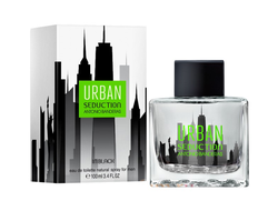 Antonio Banderas Urban Seduction in Black 100ml