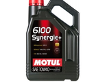 Motul 6100 Synergie+ 10W40 масло моторное 4л