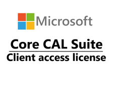 Microsoft Core CAL Single Lic/SAPk OLP NL User CAL W06-00415