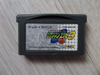 RockMan EXE 3 для Game Boy Advance