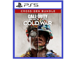 Call Of Duty: Black Ops Cold War Cross-Gen Bundle (цифр версия PS5) RUS