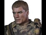Универсальный солдат - коллекционная фигурка 1/6 Andrew Scott - Universal Soldier (DMS001) - DamToys x Blitzway