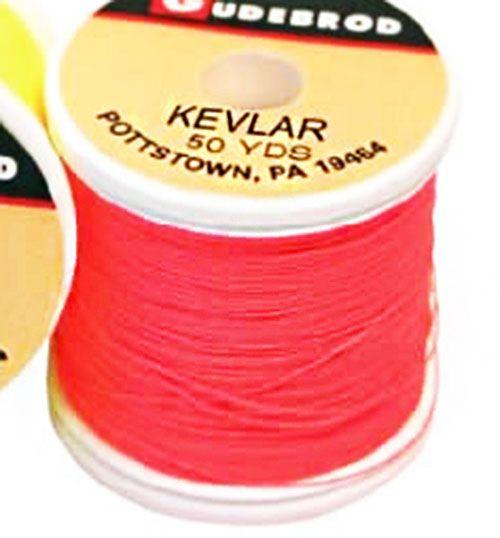 Нить Gudebrod Kevlar 0326 Scarlet 50yds