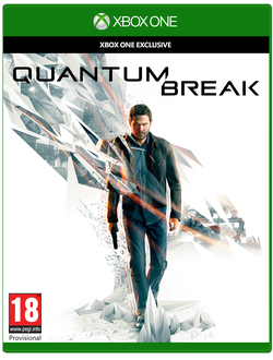 Quantum Break [RU] (Xbox One)