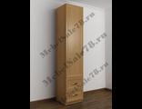 Бельевой шкаф с ящиками ШКР(I)№6