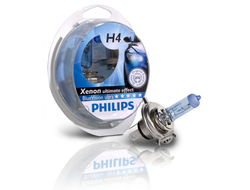H4 Philips BlueVision