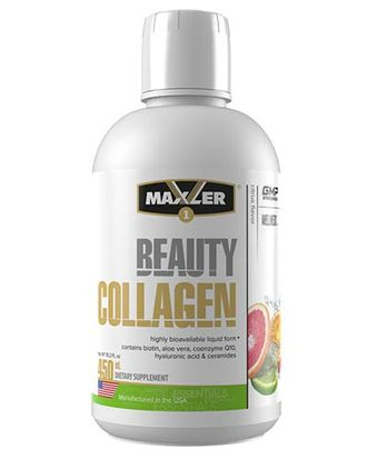 (Maxler) Beauty Collagen - (450 мл) - (цитрус)
