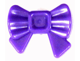 Friends Accessories Hair Decoration, Bow with Pin, Dark Purple (93080j / 6030805)