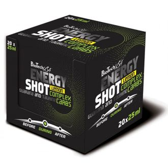 BioTech Energy Shot 20 амп. по 25 мл