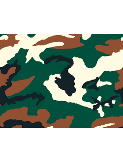 Camo Wrapping #001