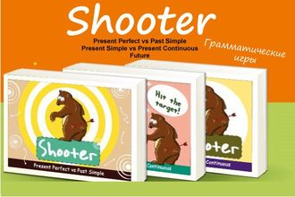 Shooter Present Perfect vs Past Simple