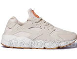 NIKE AIR HUARACHE Beige White (Euro 36-45) HR-091