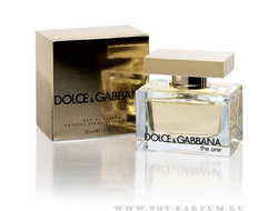 Dolce and Gabbana The one 75ml