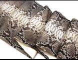 Кожа питона и кожа крокодила шкурами
