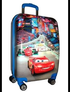 Детский чемодан на 4 колесах - Тачки МакВин / The Cars McQueen «Disney» 19 дюймов