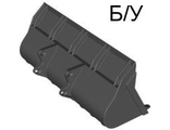 ! Б/У - Technic, Digger Bucket 10 x 18, Black (32030 / 4199362 / 4537990 / 4622565) - Б/У