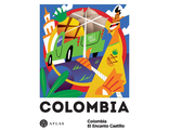 Кофе Colombia El Encanto Castillo Natural, Atlas Coffee, 250 гр
