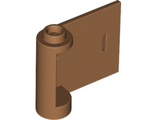 Door 1 x 3 x 2 Right - Open Between Top and Bottom Hinge (New Type), Medium Nougat (92263 / 6103413)
