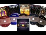 TESTAMENT Original album series 5 CD BOX