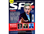 SFX Magazine № 265 October 2015 Doctor Who Cover ИНОСТРАННЫЕ ЖУРНАЛЫ О КИНО