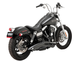 48029 Vance&Hines  BIG RADIUS 2-INTO-1 BLACK