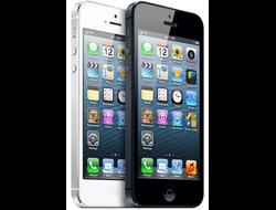 iPhone 5 белый черный цвет 16 32 64 gb
