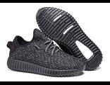 Кроссовки Adidas Kanye West черные