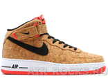 Nike Air Force 1 Mid Cork (36-40 Euro) AF-019