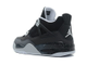 Air Jordan IV Black/Grey (42)