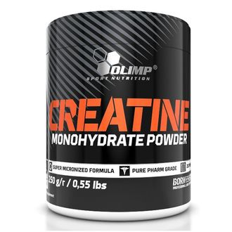 (Olimp) Creatine Monohydrate Powder - (250 гр)