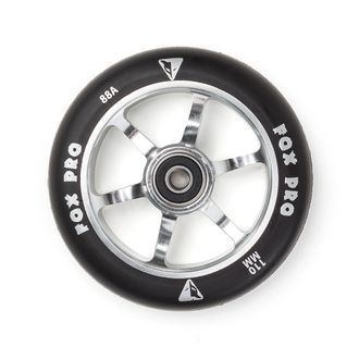 Колесо FOX PRO wheel 6ST, 110 mm черный