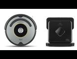 Робот-пылесос iRobot Roomba 616 и робот-полотер iRobot Braava 380T
