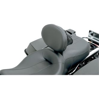 0822-0167 Drag Specialties Спинка BACKREST BRACKET-STYLE LARGE FRONT EZ GLIDE LEATHER BLACK