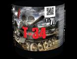 """Батарея салютов """"Т34"""" (EC003)"""