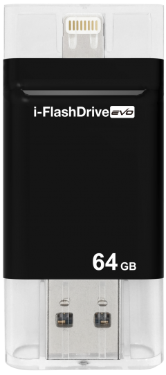 Флешка PhotoFast i-FlashDrive EVO 64 GB