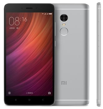 Смартфон Xiaomi Redmi Note 4 16gb black