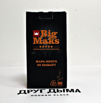 Уголь Big Maks 22 mm