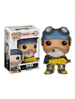 Funko Pop! Games: Evolve - Hank | Фанко Поп! Игры: Evolve - Hank