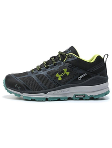 Under Armour Verge Low GORE-TEX Black/Volt