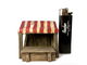 Merchant Stall (PAINTED)