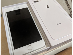 APPLE IPHONE 8 PLUS - SILVER - 64 ГБ (БУ, TRADE-IN)
