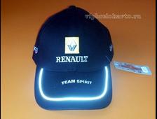 Бейсболка с логотипом авто RENAULT